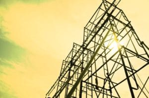 Scaffold Collapses and Injures Construction Worker