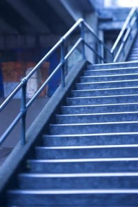 Slip and Fall Expert Witness Opines on Condition of Stairs