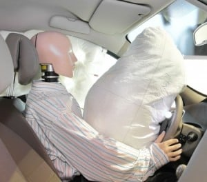 Driver Suffers Brain Damage From Airbag After Car Crash