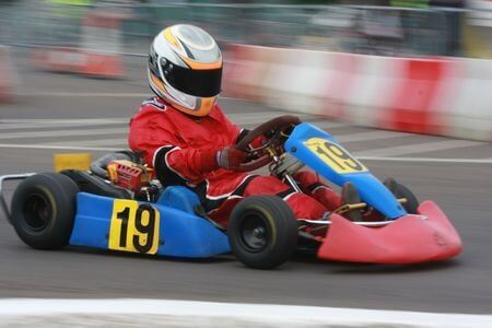 child is severely injured by go kart
