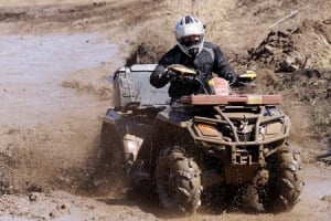 Man Suffers Permanent Injuries After Rolling All-Terrain Vehicle