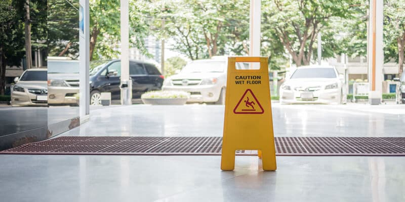 Slip and Fall Building Codes