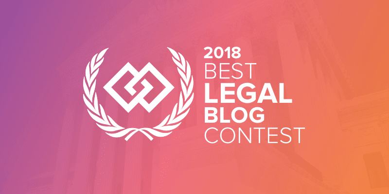 Winners of The Expert Institute's 4th Annual Best Legal Blog Contest