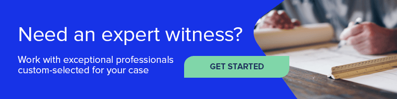 Request an Expert Witness