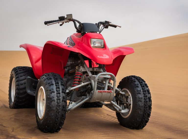 ATV Expert Report Contradicts Victim's Account of 50 Foot Plunge in Off-Roading Accident
