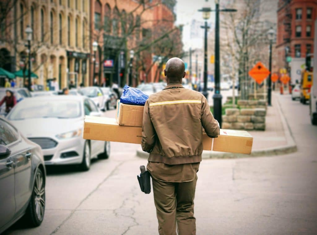 UPS Faces Class Action Alleging Unsafe COVID-19 Workplace Conditions